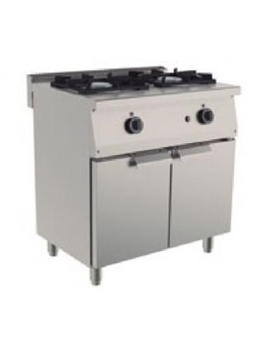 Cocina 2 fuegos a gas for Cocinas economicas a gas