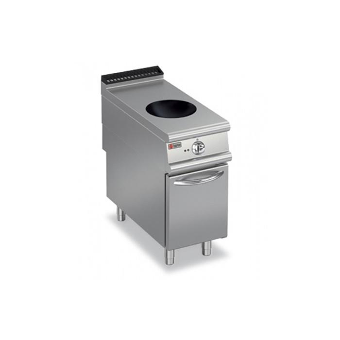 Cocina wok baron inducci n for Cocina wok industrial