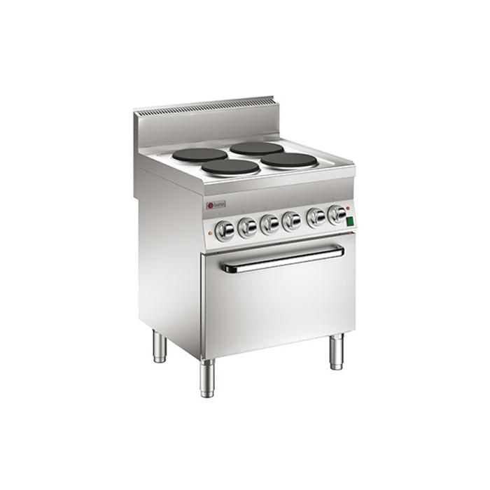 Genial Cocinas Con Horno Electrico Fotos Cocina A Gas
