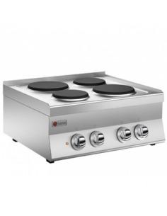 Cocinas industriales baratas precios la hostelera for Modelos de cocinas industriales