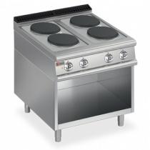 Cocinas industriales baratas precios la hostelera for Cocina industrial electrica
