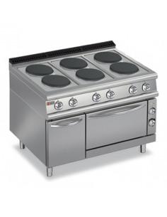 Cocinas el ctricas industriales la hostelera for Manual de cocina industrial
