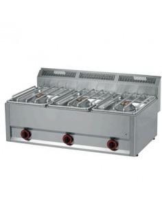 Calor la hostelera for Cocina 3 fuegos sobremesa