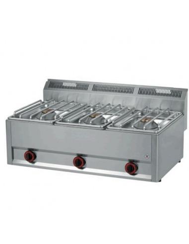 Cocina industrial for Cocinas industriales a gas