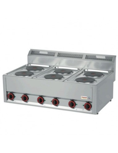 Cocina industrial electrica - Placa electrica cocina ...
