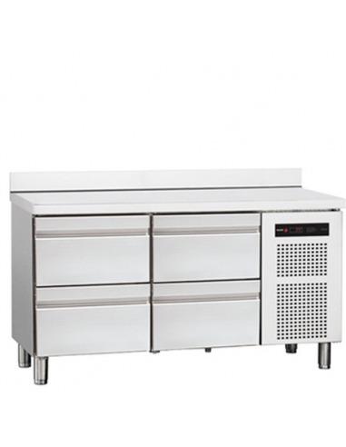 Frigorifico industrial mesa fria fagor - Mesa de cocina con cajones ...