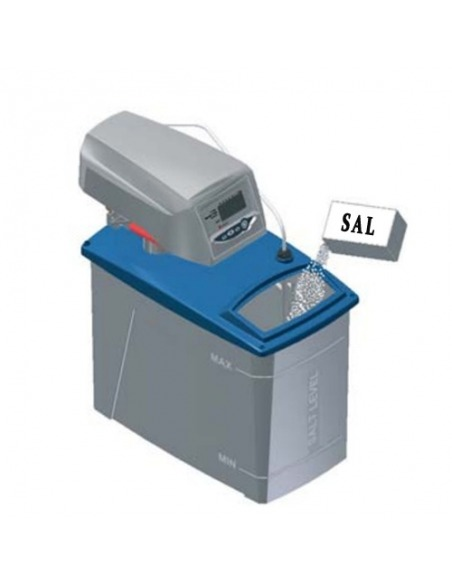 Descalcificador automático 5 litros