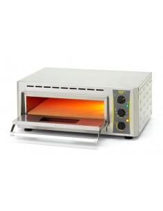 Pequeño horno para 1 pizza...
