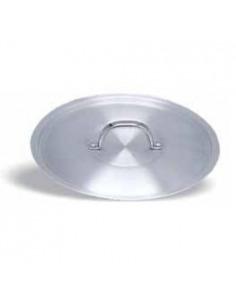 Tapa en aluminio para ollas