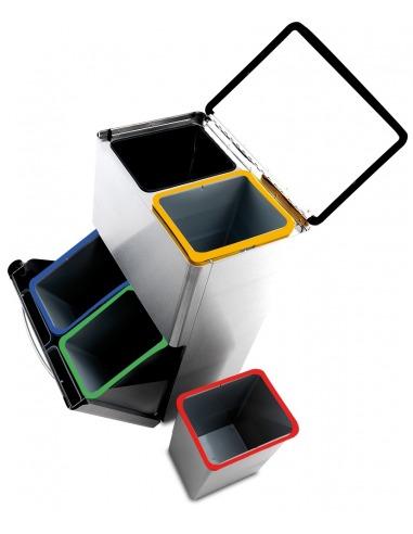 Reciclaje residuos hosteleria - Cubos de basura industriales ...