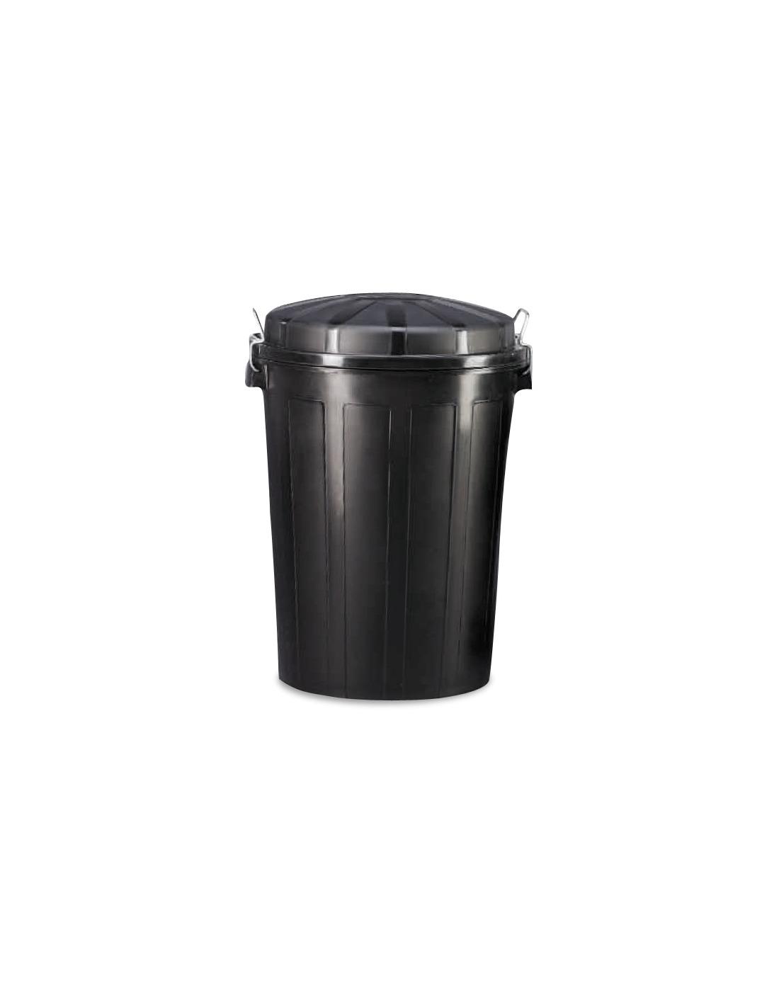 Cubo industrial basura 95 litros - Cubo de basura con sensor ...