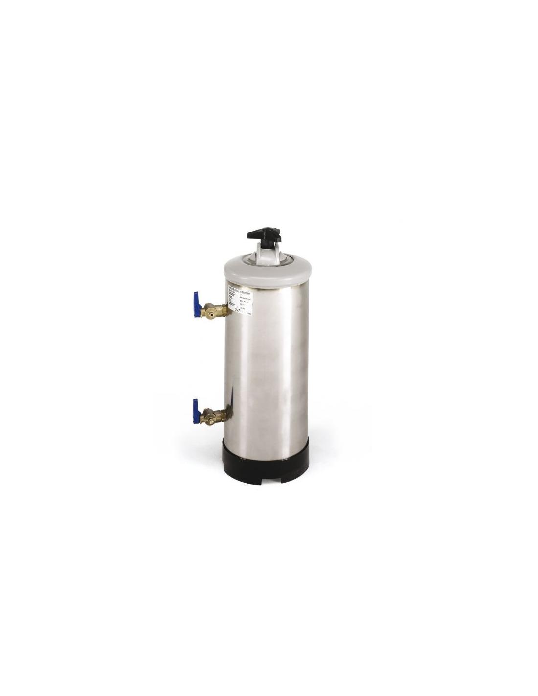 Descalcificador de agua de regeneraci n manual - Descalcificador de agua domestico ...