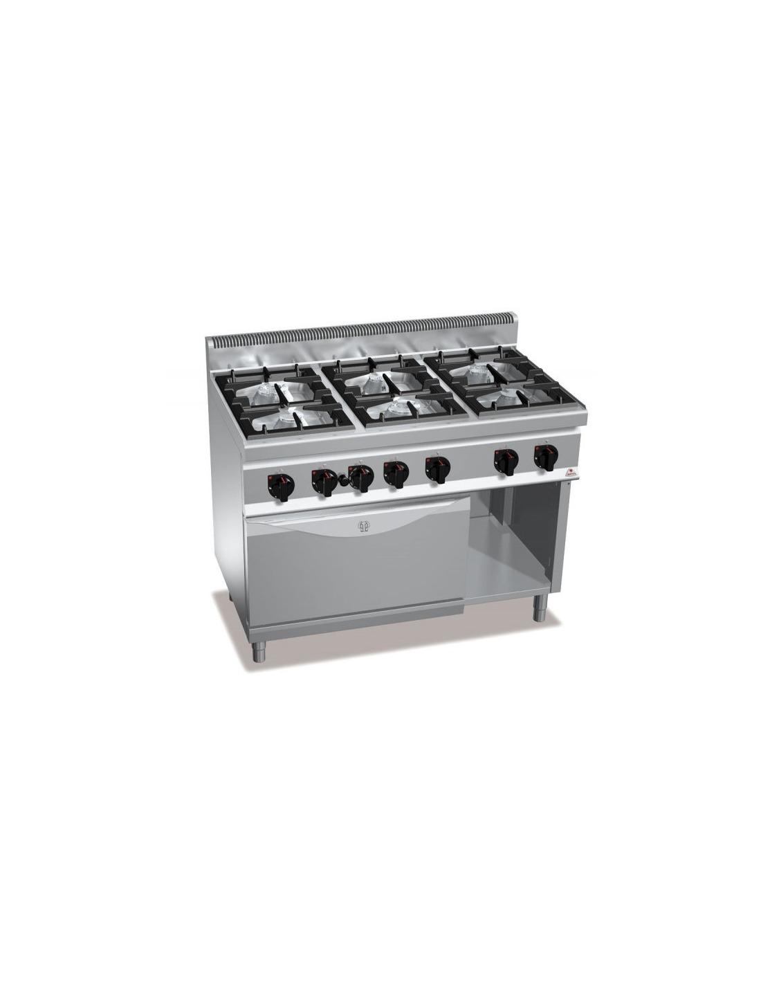 Cocina industrial berto s for Presupuesto cocina industrial