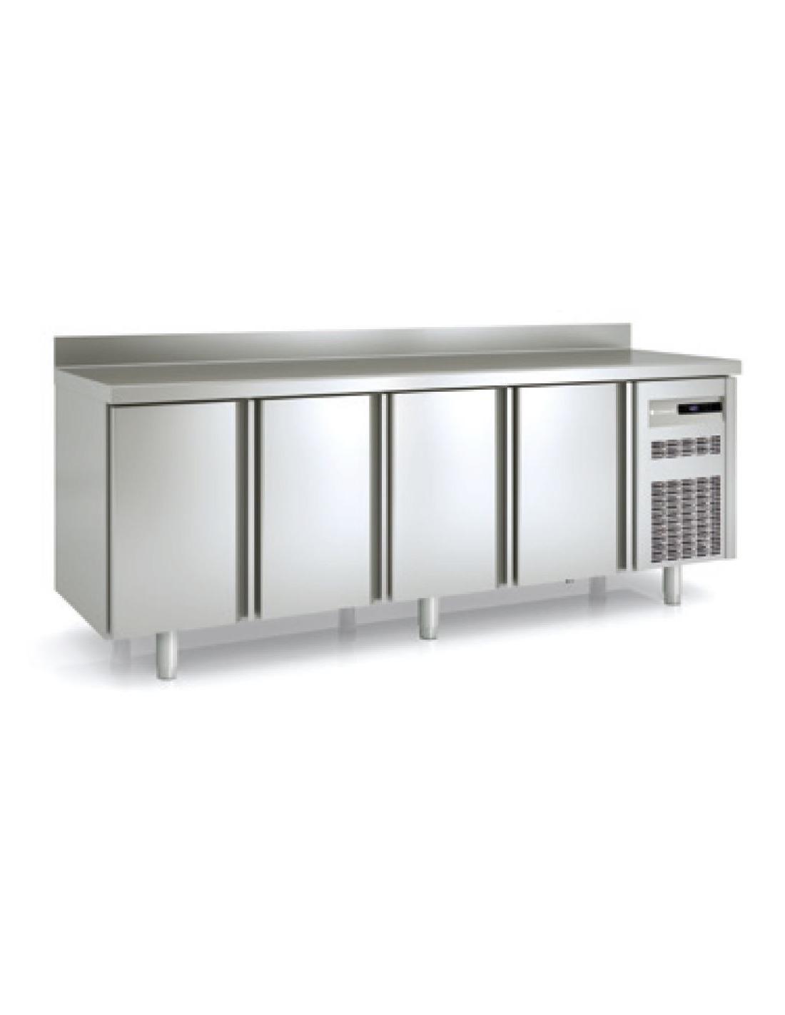 Mesa fr a hosteler a 4 puertas for Puertas para cocinas industriales