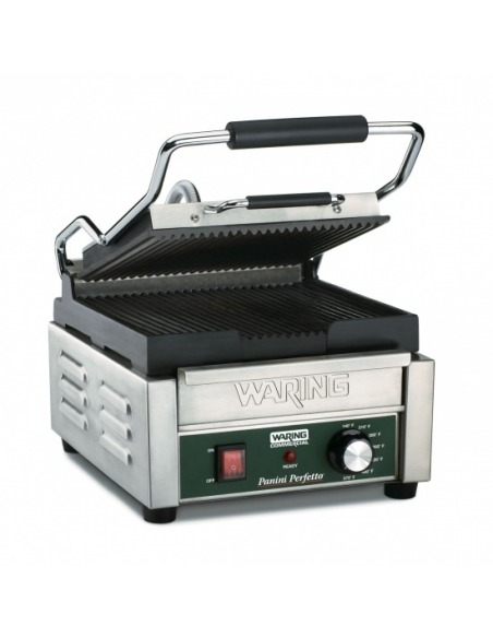 "Waring - Plancha grill ""Panini Perfetto"""