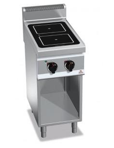 Berto's - Cocina inducción 2 placas