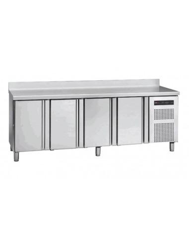 Mesa fr a bajomostrador 4 puertas - Fabricantes de mesas de cocina ...
