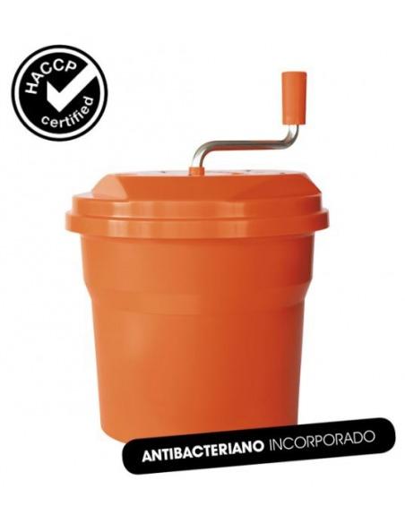 Escurreverduras profesional manivela 10 litros