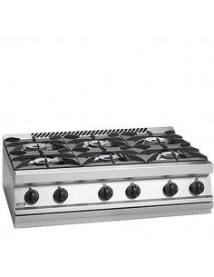 Fagor - Cocina 6 fuegos