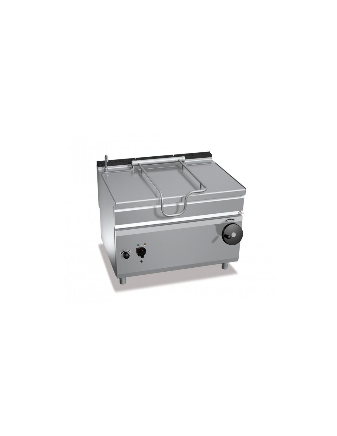 Sarten basculante a gas 80 y 120 litros for Sartenes industriales