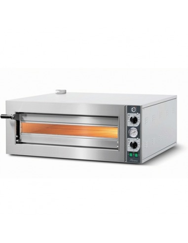 Horno pizza for Horno electrico dimensiones