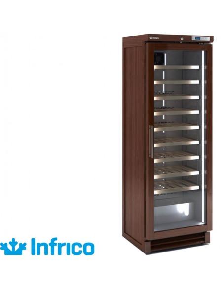 EVV100 de Infrico | Vinoteca madera para restaurantes con clase