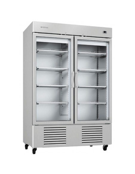 Infrico | refrigerador con ruedas