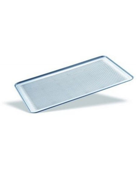 Bandejas en aluminio perforadas para pastelería