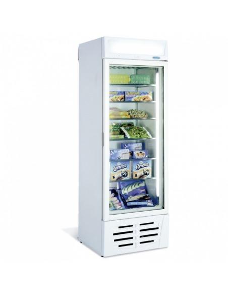 Armario congelación  288 litros puerta cristal