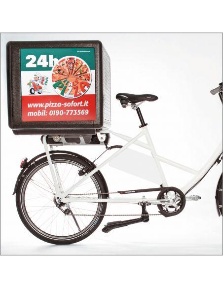 12350 de Thermo future box | Caja reparto pizza carga frontal 100L.