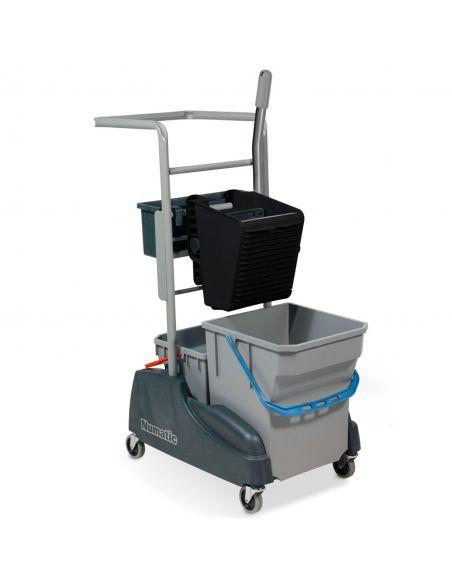 VersaCare  TMR2815 REFLO | Cubo de fregar con prensa y ruedas