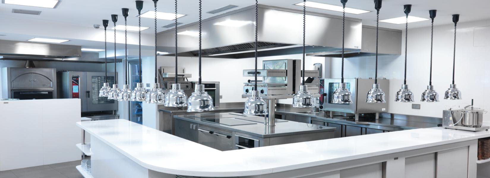 Maquinaria de hosteler a para tu nuevo negocio comunidad for Cocinas industriales para el hogar