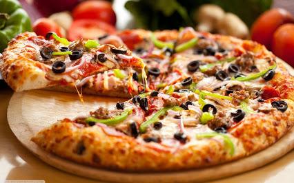 Hornos de pizza