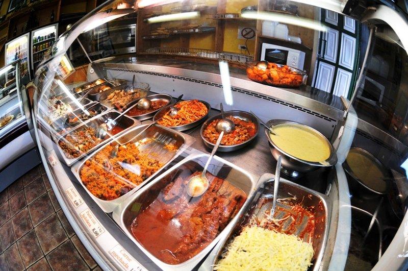 El xito de la comida casera como negocio de hosteler a for Mesas para negocio comidas rapidas