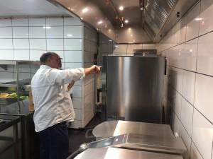 Proyectos integrales de hostelería. Restaurantes y cocinas industriales.